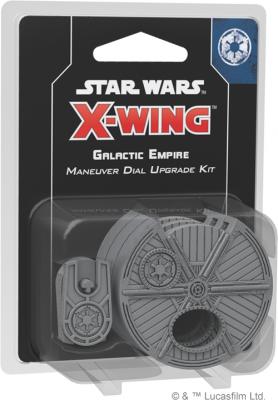 Star Wars: X-Wing - Galactic Empire Maneuver Dial Upgrade Kit