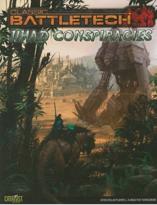 Classic Battletech: Jihad Conspiracies: Interstellar Players 2