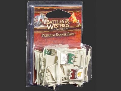 BattleLore: Battles of Westeros: Premium Banner Pack