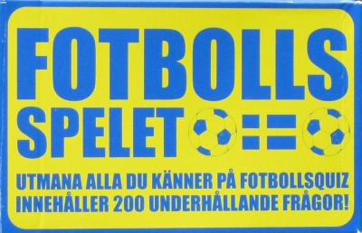 Fotbollsspelet