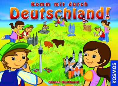 Komm mit durch Deutschland