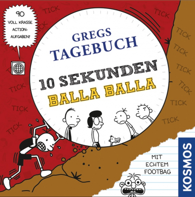 Gregs Tagebuch: 10 Sekunden Balla Balla