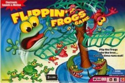 Flippin' Frogs