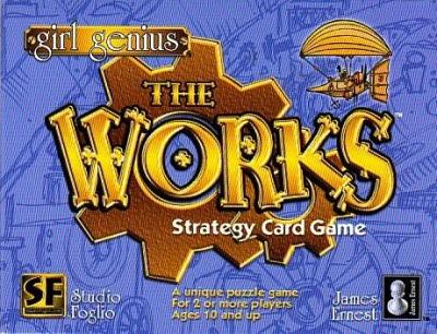 Girl Genius: The Works