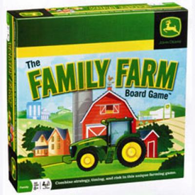 John Deere Family Farm Board Game