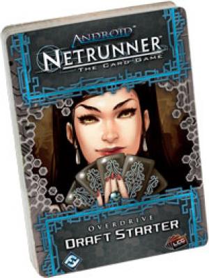 Android: Netrunner - Overdrive Starter Draft