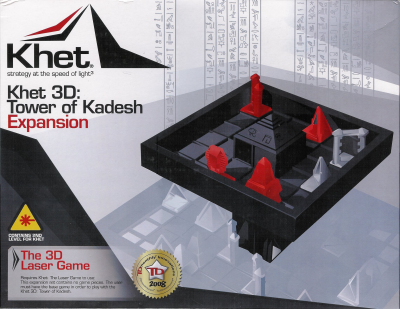 Khet 3D: Tower of Kadesh