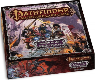 Pathfinder Adventure Card Game: Wrath of the Righteous – Base Set