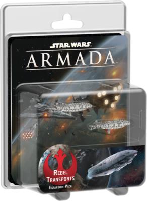 Star Wars: Armada Rebel Transports