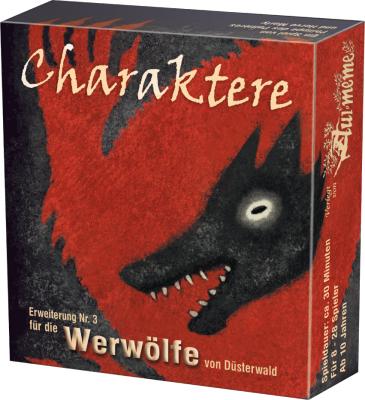 Les Loups-Garous de Thiercelieux: Personnages