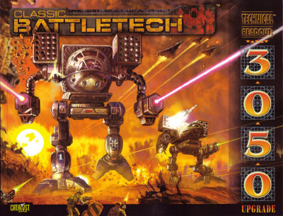 Classic Battletech: Technical Readout – 3050 Upgrade