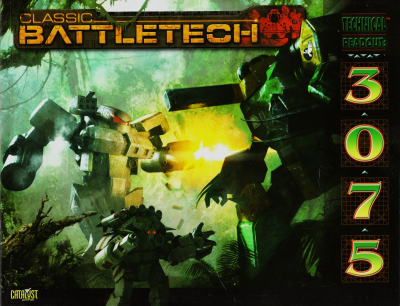 Classic BattleTech: Technical Readout 3075