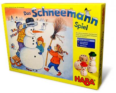 Das Schneemann Spiel