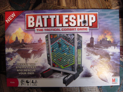 Battleship: The Tactical Combat Game