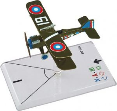 Wings of War: WW1 Airplane Pack - R.A.F. SE5a (Boudwin)
