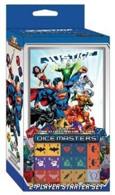 DC Dice Masters: Justice League