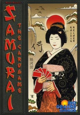 Samurai: The Card Game