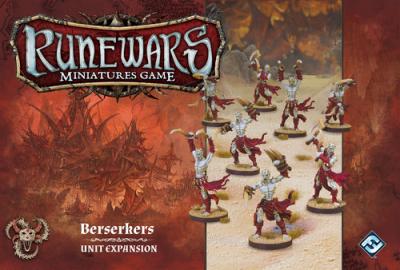 Runewars: The Miniatures Game - Uthuk Berserkers