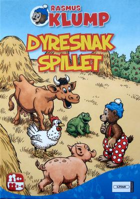 """Rasmus Klump: """"Dyresnakspillet"""""""