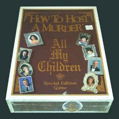 How to Host a Murder: All My Children