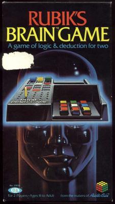 Rubik's Brain Game