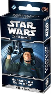 Star Wars: Het Kaartspel - De Aanval op Echo Basis
