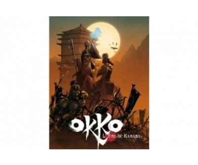 Okko, Era of the Karasu