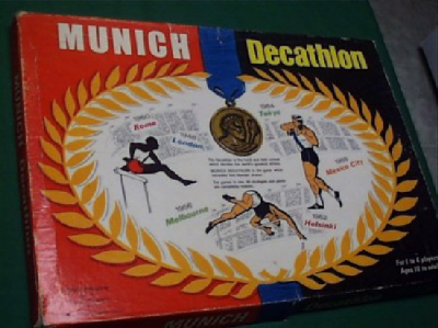 Munich Decathlon Game