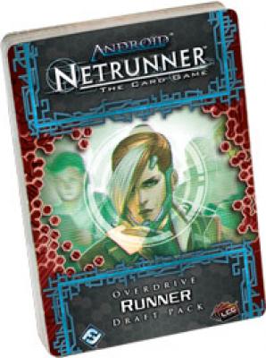 Android: Netrunner - Overdrive Runner Draft