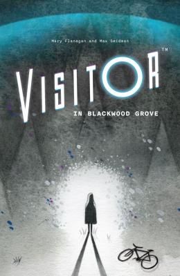 Visitor in Blackwood Grove