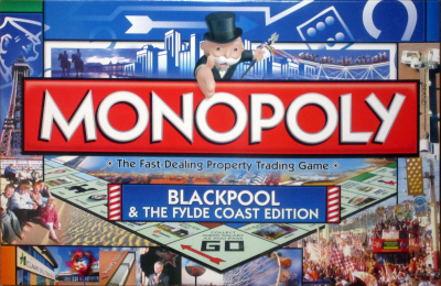 Monopoly: Blackpool & the Fylde Coast Edition