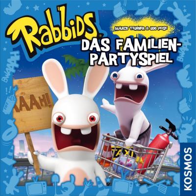 Rabbids: Das Familien-Partyspiel