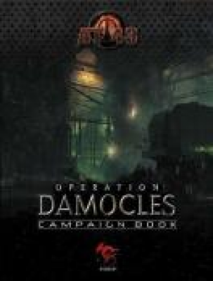 AT-43: Operation Damocles Campaign Book