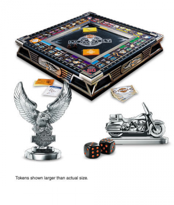 Harley-Davidson Monopoly: Collector's Edition