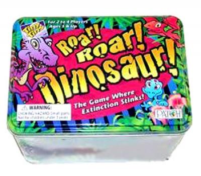 Roar! Roar! Dinosaur!