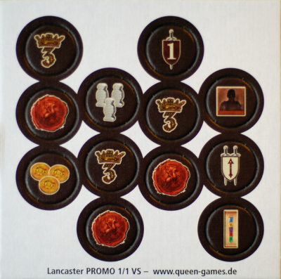 Lancaster: Reward Tiles