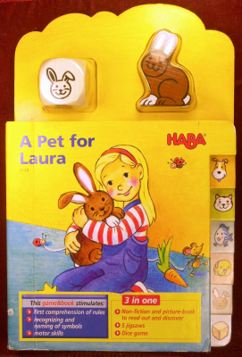 A pet for Laura