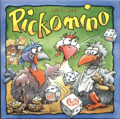 Pickomino / HeckMeck