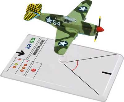 Wings of Glory: WW2 Airplane Pack - Curtiss P-40F Warhawk (Lott)
