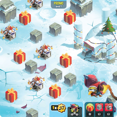 Loony Quest: Christmas Promo