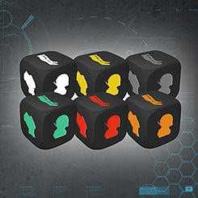 Endure the Stars: Character Colour Matched Injury Dice