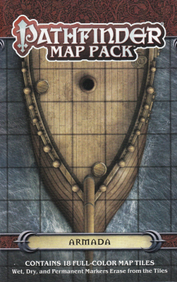 Pathfinder Map Pack: Armada