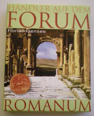 Händler auf dem Forum Romanum