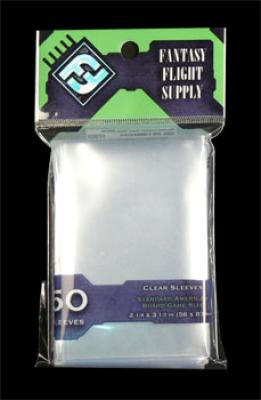 FFG Sleeves (Green) - 50x - 57x89mm