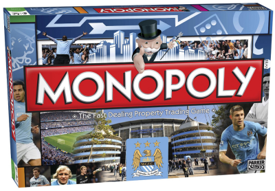 Monopoly: Manchester City FC Edition