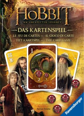 The Hobbit: An Unexpected Journey - Das Kartenspiel