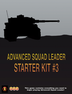 Advanced Squad Leader: Starter Kit #3