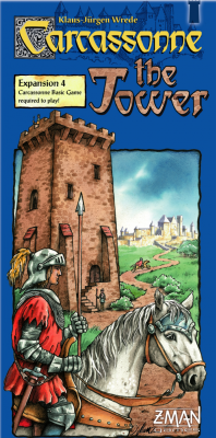Carcassonne: Der Turm