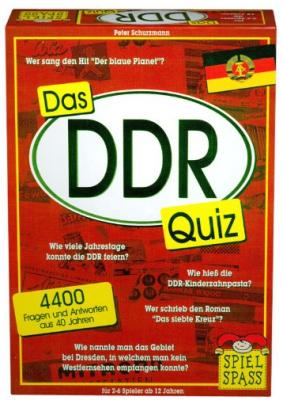 Das DDR Quiz