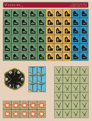 Victory: The Blocks of War – Logistics Set